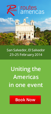 Register for Routes Americas 2014