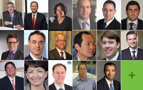 Routes Americas 2014 Strategy Summit Speakers